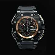 ROYAL OAK OFFSHORE ARNOLD SCHWARZENEGGER THE LEGACY 26378IO.OO.A001KE.01 - AUDERMARS PIGUET ROYAL OAK OFFSHORE ARNOLD SCHWARZENEGGER THE LEGACY
