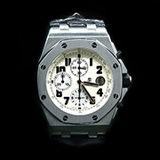 AUDEMARS PIGUET ROYAL OAK OFFSHORE CHRONOGRAPH 26170ST.OO.D091CR.01 - ROYAL OAK OFFSHORE CHRONOGRAPH