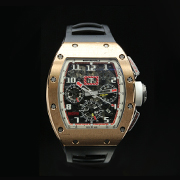 RICHARD MILLE ROSE GOLD CANADA LIMITED EDITION RM011 AJ RG - RICHARD MILLE ROSE GOLD CANADA LIMITED EDITION OF 10 PIECES