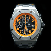 AUDEMARS PIGUET ROYAL OAK OFFSHORE CHRONOGRAPH VOLCANO 26170ST.OO.D101CR.01 (SV) - ROYAL OAK OFFSHORE CHRONOGRAPH VOLCANO