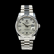 ROLEX DAY-DATE 36 118239 - ROLEX DAY-DATE 36 WHITE GOLD