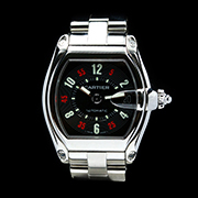 CARTIER ROADSTER 2510 WISMA CENTRAL STOCK - CARTIER ROADSTER