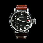 ZENITH PILOT MONTRE d'AERONEF TYPE 20 GMT(WISMA CENTRAL STOCK) - ZENITH PILOT MONTRE d'AERONEF TYPE 20 GMT