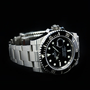 ROLEX SUBMARINER DATE BLACK