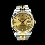 ROLEX DATEJUST 36 (WISMA CENTRAL STOCK) - ROLEX DATEJUST 36