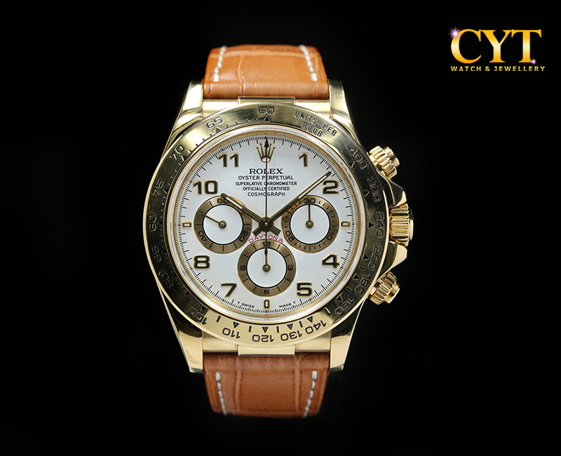 ROLEX COSMOGRAPH DAYTONA  16518 - ROLEX COSMOGRAPH DAYTONA  GOLD