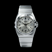 OMEGA CONSTELLATION DOUBLE EAGLE CHRONOMETER 1501.30.00 (SV) - OMEGA CONSTELLATION DOUBLE EAGLE CHRONOMETER