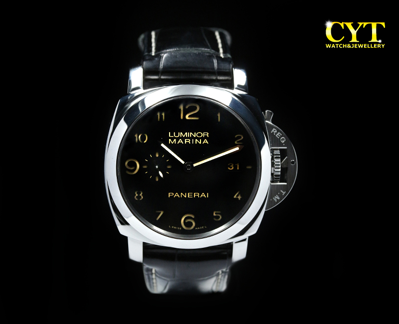 PANERAI LUMINOR MARINA 1950 3 DAYS PAM 359 - PANERAI LUMINOR MARINA 1950 3 DAYS