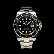 ROLEX SUBMARINER DATE BLACK 116613 LN - ROLEX SUBMARINER DATE BLACK