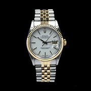 ROLEX DATEJUST 36 HALF GOLD 16233 - ROLEX DATEJUST 36 HALF GOLD