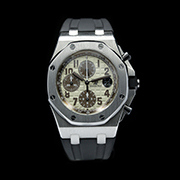 AUDEMARS PIGUET ROYAL OAK OFFSHORE CHRONOGRAPH 26470ST.OO.A801CR.01 - ROYAL OAK OFFSHORE CHRONOGRAPH  STEEL