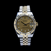 ROLEX DATEJUST 31 HALFGOLD 178313 - DATEJUST 31 HALFGOLD GOLDDUST DREAM