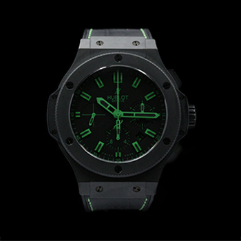 HUBLOT BIG BANG 301.CI.1190.GR.ABG11 (SV) - BIG BANG BLACK CERAMIC