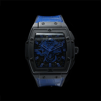 HUBLOT SPIRIT OF BIG BANG BRUCE LEE BE WATER 601.CI.1190.LR.BLF16 - SPIRIT OF BIG BANG BRUCE LEE BE WATER