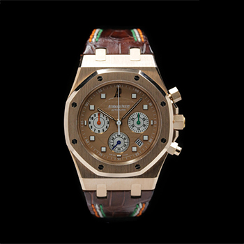 AUDEMARS PIGUET ROYAL OAK CHRONOGRAPH SACHIN TENDULKAR 26161OR.OO.D088CR.01 - SACHIN TENDULKAR LIMITED EDITION