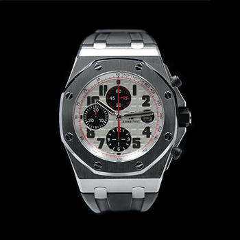 AUDEMARS PIGUET ROYAL OAK OFFSHORE CHRONOGRAPH 26170ST.OO.D101CR.02 - STAINLESS STEEL