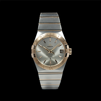 OMEGA CONSTELLATION CO-AXIAL 123.20.35.20.02.001 - ROSEGOLD 35MM