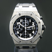 AUDEMARS PIGUET ROYAL OAK SHORE CHRONOGRAPH - AUDEMARS PIGUET ROYAL OAK SHORE CHRONOGRAPH