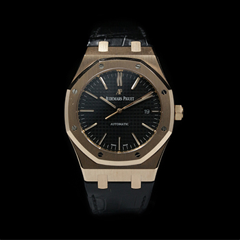 AUDEMARS PIGUET ROYAL OAK SELFWINDING 15400OR.OO.D002CR.01 (SV) - ROYAL OAK SELFWINDING PINK GOLD