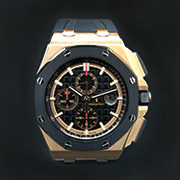 AUDEMARS PIGUET ROYAL OAK OFFSHORE CHRONOGRAPH 26401RO.OO.A002.CA.02 - AUDEMARS PIGUET ROYAL OAK OFFSHORE CHRONOGRAPH ROSE GOLD