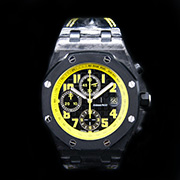 AUDEMARS PIGUET ROYAL OAK OFFSHORE CHRONOGRAPH BUMBLEBEE 26176FO.OO.D101CR.02 - ROYAL OAK OFFSHORE CHRONOGRAPH BUMBLEBEE