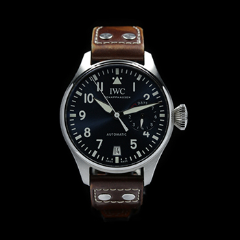 "IWC BIG PILOT'S WATCH EDITION ""LE PETIT PRINCE""  IW500916 - G-GW40"