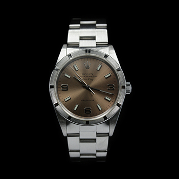 ROLEX OYSTER PERPETUAL AIR KING 34  14010M - R-87