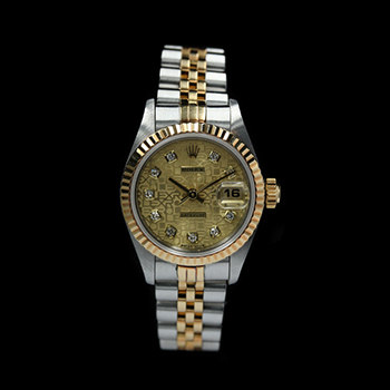 ROLEX LADY DATEJUST 26 69173G - R-99