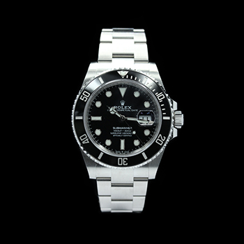 ROLEX SUBMARINER DATE BLACK 126610LN - ROLEX SUBMARINER DATE BLACK