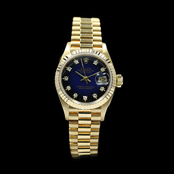 ROLEX LADY DATEJUST 26 69178G - R-10
