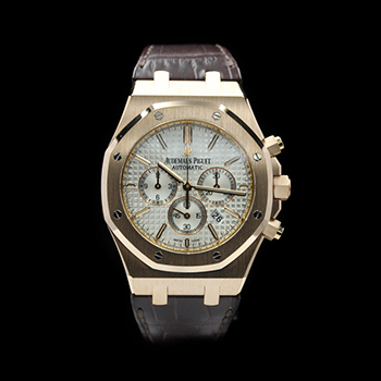 AUDEMARS PIGUET ROYAL OAK CHRONOGRAPH 26320OR.OO.D088CR.01 - AUDEMARS PIGUET ROYAL OAK CHRONOGRAPH